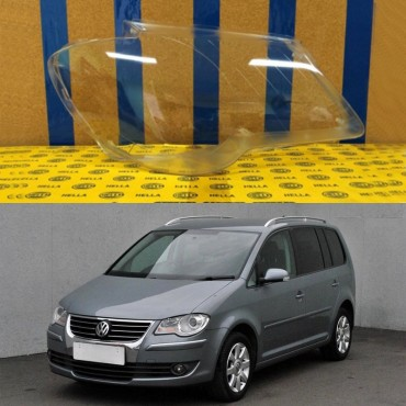 VW Touran - Headlight lens...