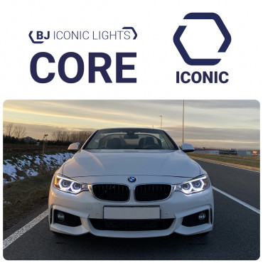 BJ Iconic Lights Core BMW 4...