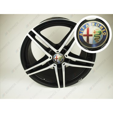 Alfa Romeo Center Wheel...