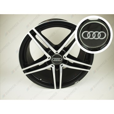 Audi Center Wheel Caps...
