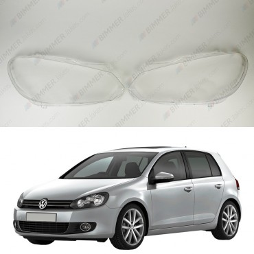 VW Golf 6 - Headlight lens...