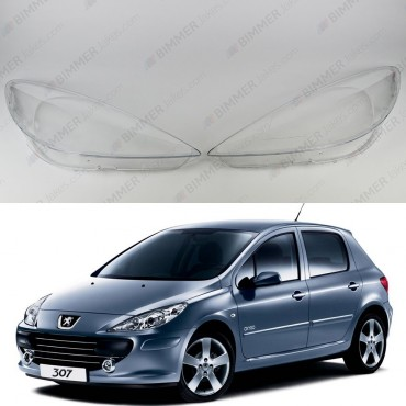 Peugeot 307 LCI - Headlight...