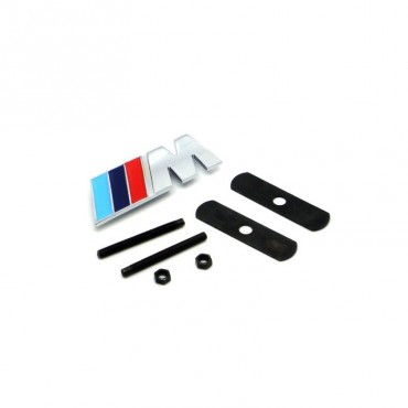 BMW M Style Badge For Front...