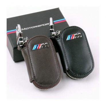 BMW M Style Key Case Zipper