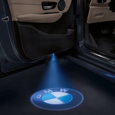 BMW LED Door Projectors...
