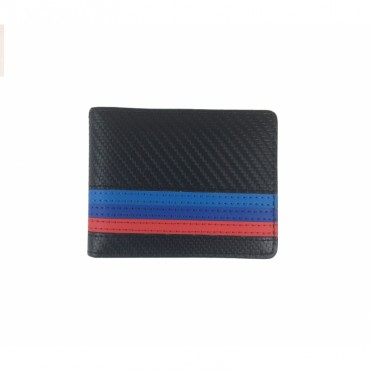Wallet for documents tricolor