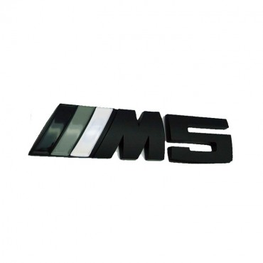 BMW M5 sticker