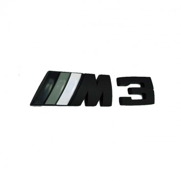 BMW M3 sticker