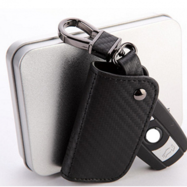 BMW KEY CASE CARBON