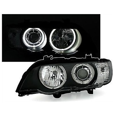 BMW X5 E53 HEADLIGHT ANGEL...