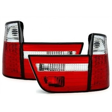 BMW X5 E53 LED TAIL LIGHTS...