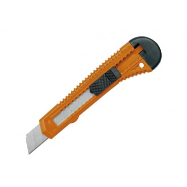 UTILITY KNIFE PLASTIC 18 MM