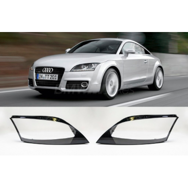 AUDI TT 8J - HEADLIGHT LENS...
