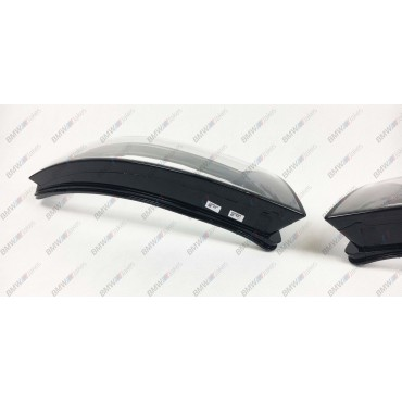 Audi TT 8N - Headlight lens plastic covers