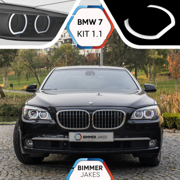 BJ Angel Eyes (KIT 1.1) BMW...