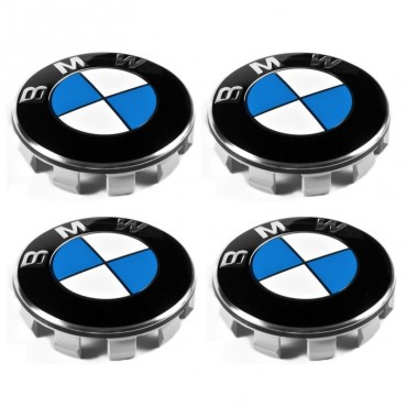 BMW Center Wheel Caps 68...