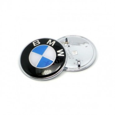 BMW Rear Emblem 78mm, Blue...