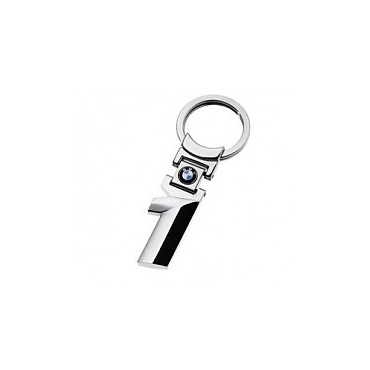 BMW 1 Series Keychain, Metal