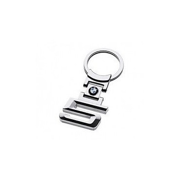 BMW 5 Series Keychain, Metal