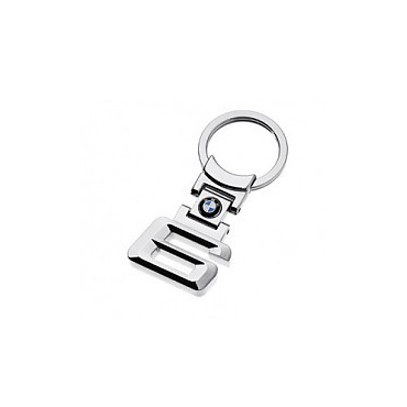 BMW 6 Series Keychain, Metal