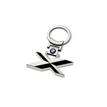 BMW X Series Keychain, Metal