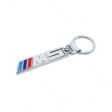 Keychain steel for BMW M5