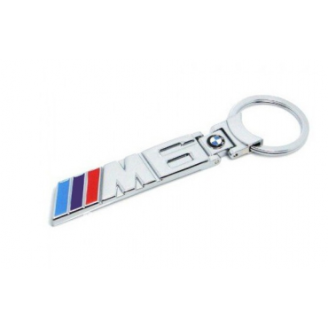 Keychain steel for BMW M6