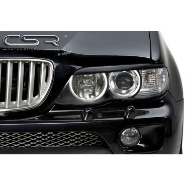 Eyelids (CSR) for BMW X5 E53
