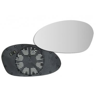 Side mirror glass for BMW 1...