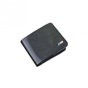 BMW M Design Wallet, Black