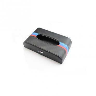 BMW M Tissue Holder Box