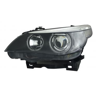 Front headlights for BMW 5...