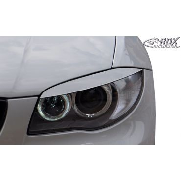 Eyelids (RDX) for BMW 1 E8...