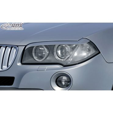 Eyelids (RDX) for BMW X3...