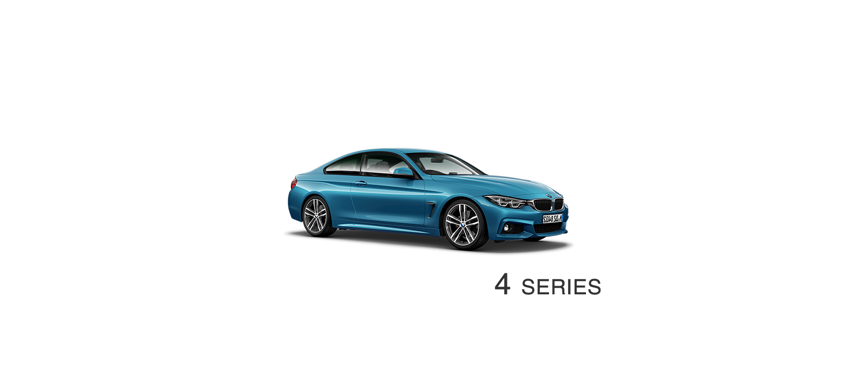 BMW 4 Series | Headlight lens plastic covers