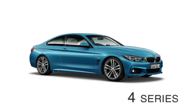 Headlight lens plastic covers for BMW 4 Series
