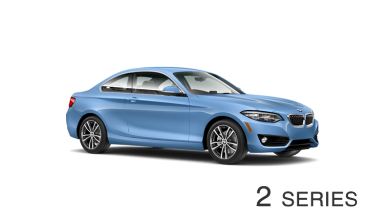 Headlight lens plastic covers for BMW 2 Series