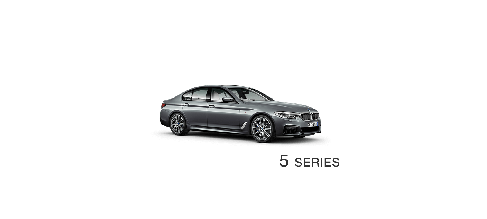 BMW 5 Series | Headlight lens plastic covers