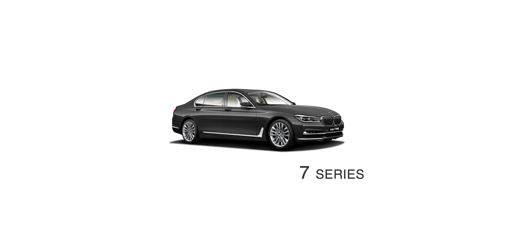 BMW 7 Series | Headlight lens plastic covers