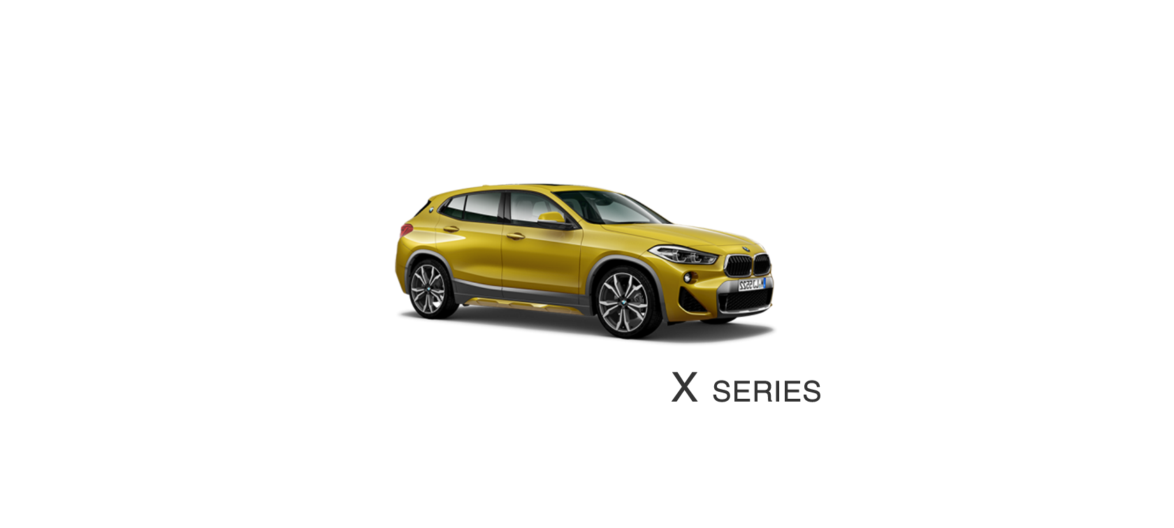 BMW X Series | Headlight lens plastic covers
