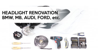 Headlight Renovation