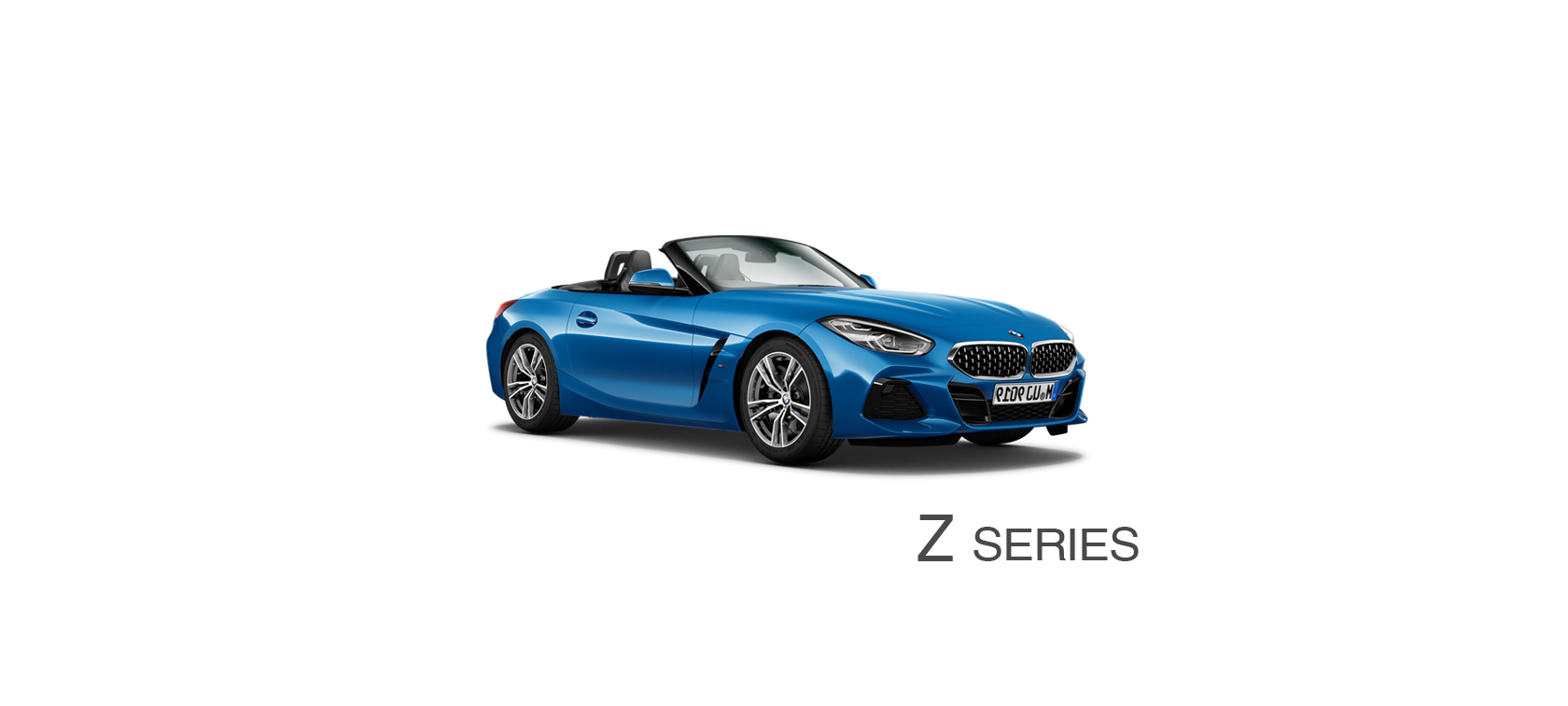 Headlight lens plastic covers for BMW Z Series